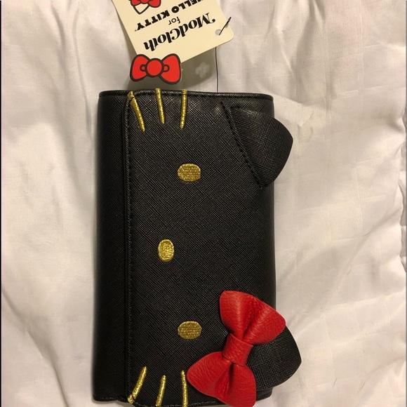 c184b4daf390b Hello Kitty ModCloth wallet, canvas bag, & mirror NWT